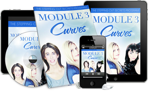 Stepping Out Secrets - Module 3 Curves